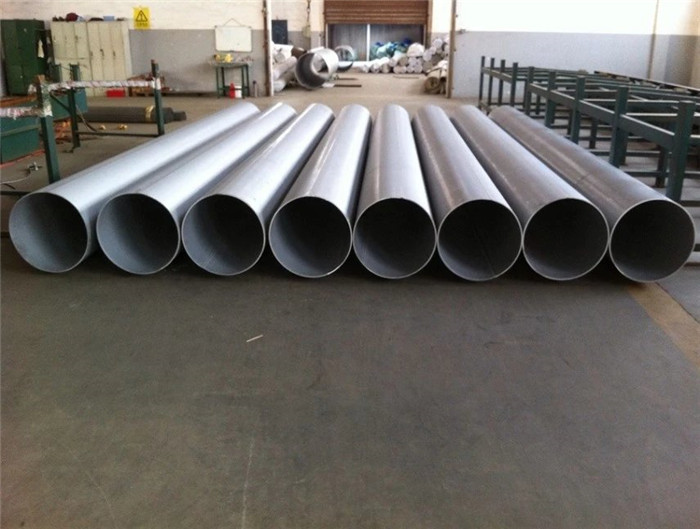 SS welded industrial tube