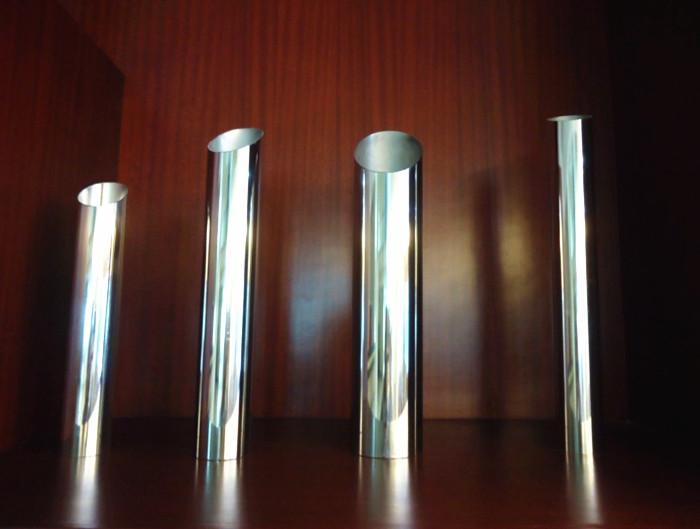 SS welded ornamental tube