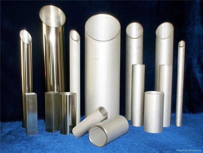 SS welded industrial tube