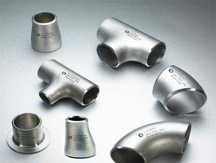 Stainless steel A403 fitting