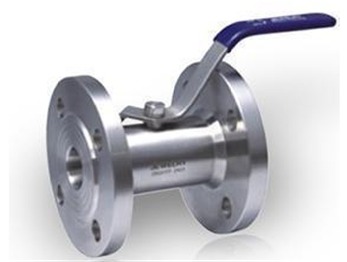1PC Flanged Ball Valve