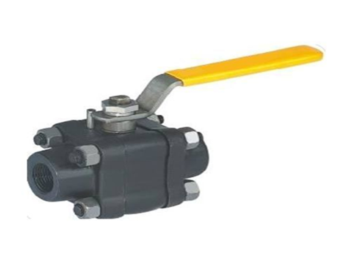 Forged 3PC Ball Valve
