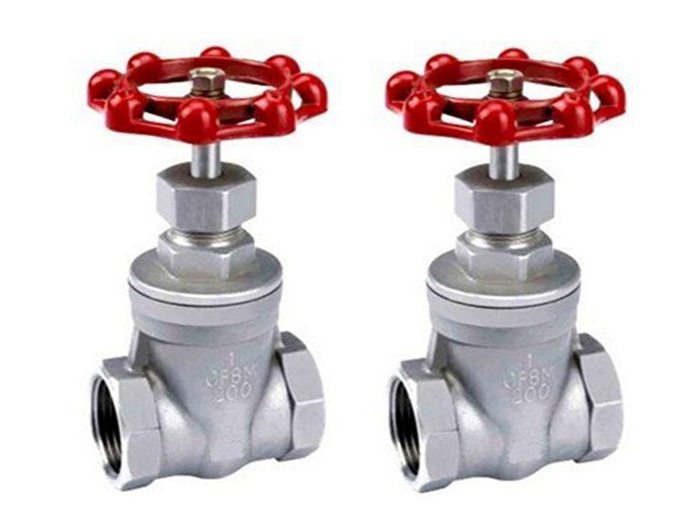 Screwed Forged Gate Valve